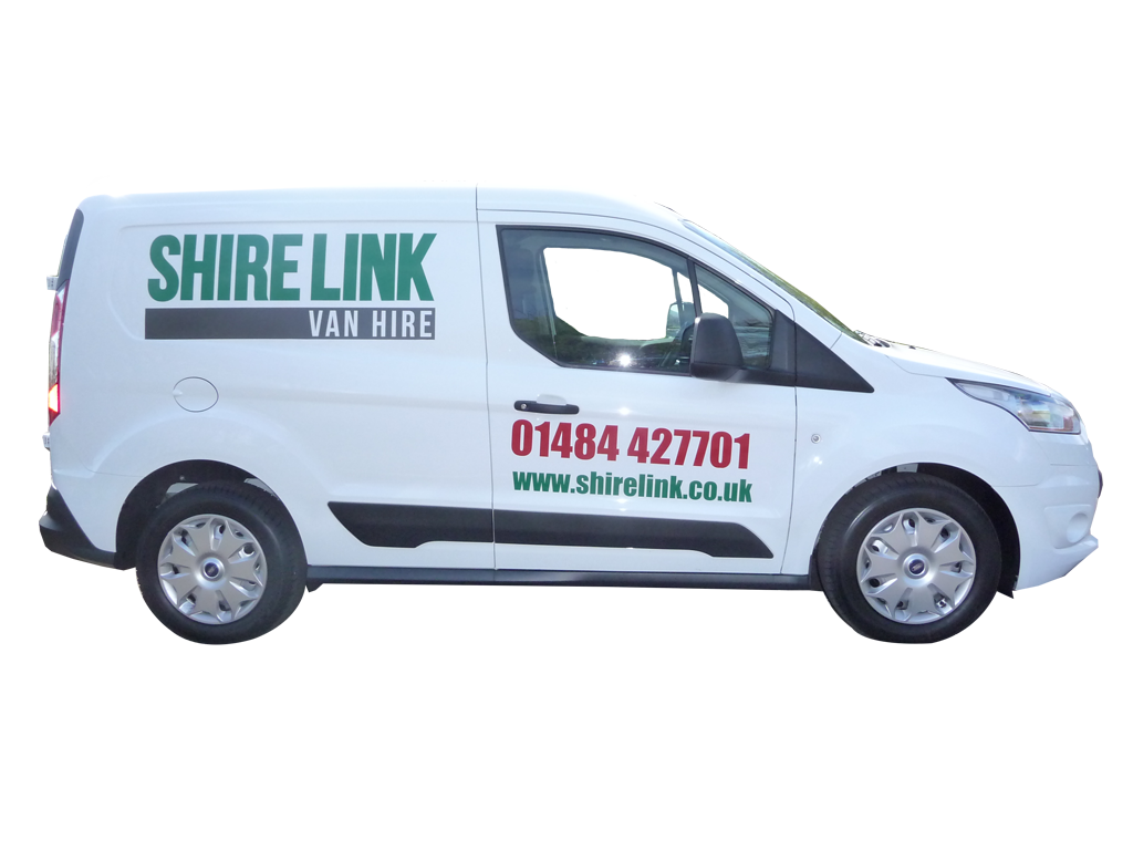 Small Van Hire Product side