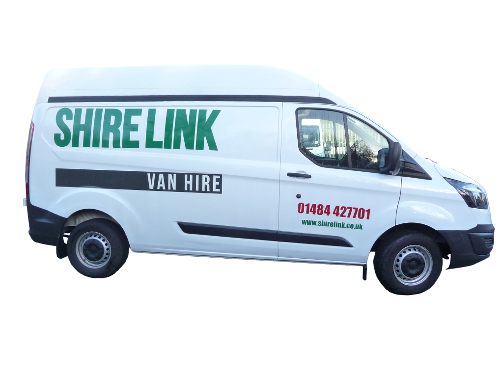MWB Transit Hire Near side