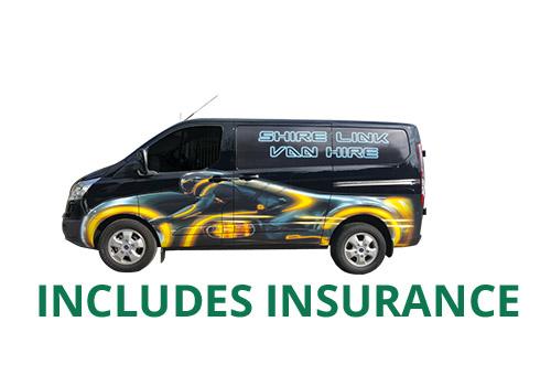 3de4cfd1a5f329 Medium Size Van Hire including insurance · Auto SWB Transit ...