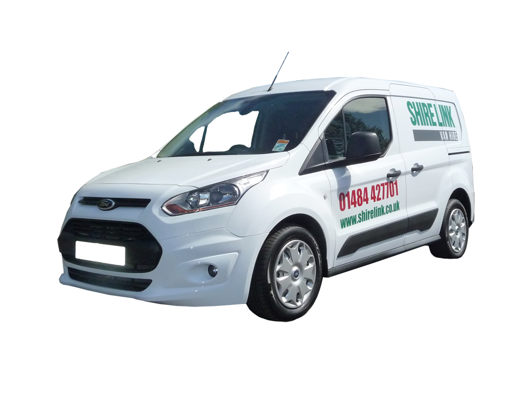 Small Van Hire Product